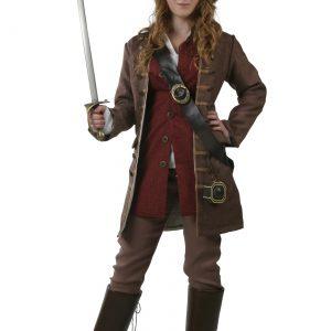 Women's Authentic Caribbean Pirate Costume