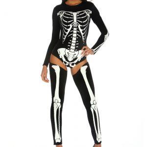 Women's Bad to the Bone Costume
