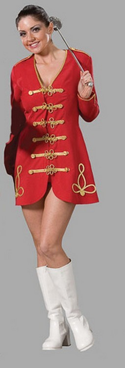 Women's Band Costume