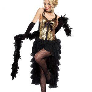 Women's Burlesque Bombshell Costume