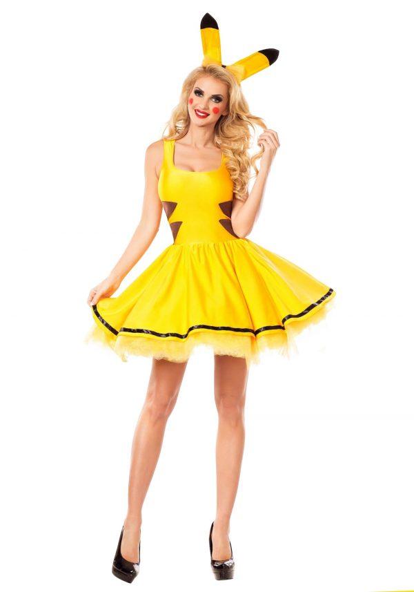 Women's Catch Me Honey Costume