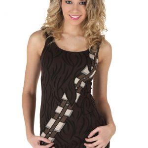 Womens Chewbacca Tank Top