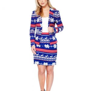 Women's Christmas Sweater OppoSuit