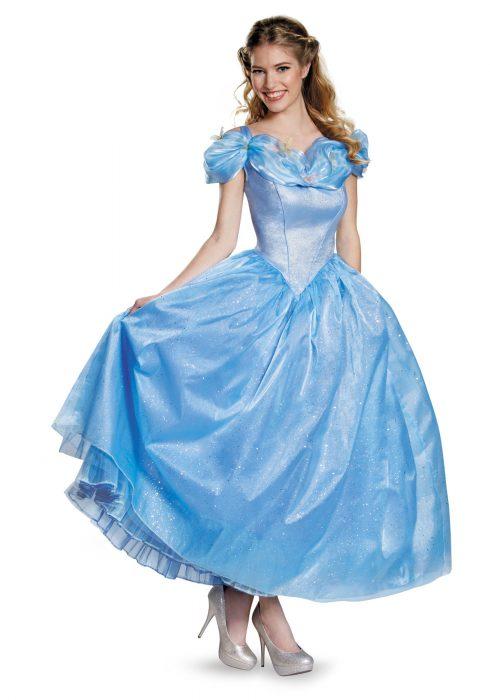 Women's Cinderella Movie Prestige Costume