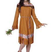 Women's Classic Indian Maiden Costume