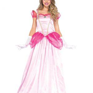 Women's Classic Pink Princess Costume