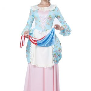 Women's Colonial Lady Costume
