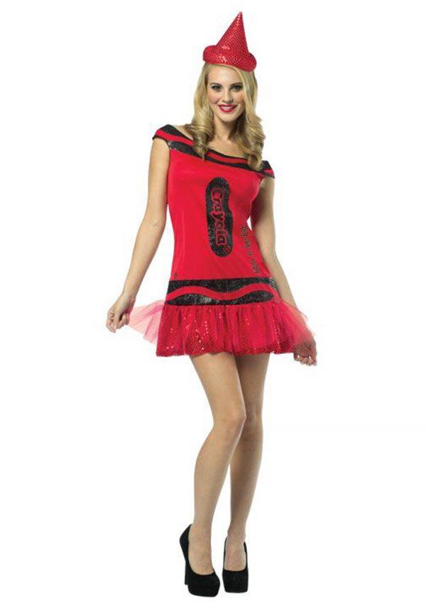 Women's Crayola Glitz Ruby Dress