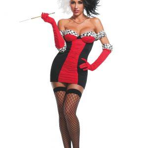 Women's Cruele Lavillian Costume