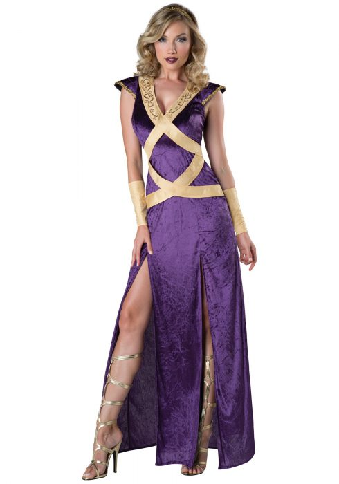 Women's Dark Forest Maiden Costume