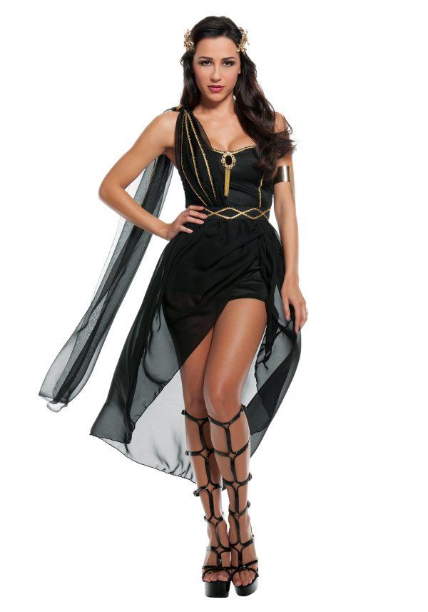Women's Dark Goddess Costume