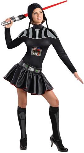 Womens Darth Vader Costume