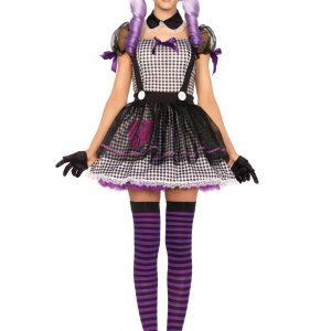 Women's Dead Eye Dolly Costume
