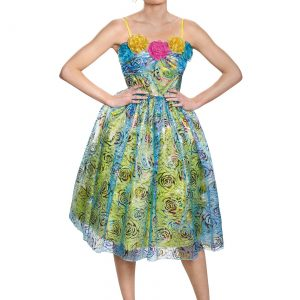 Womens Deluxe Drisella Costume