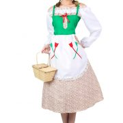 Womens Deluxe German Costume