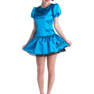 Women's Deluxe Lucy Costume
