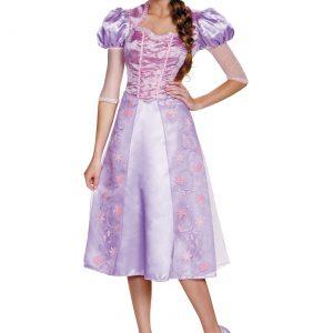Women's Deluxe Rapunzel Costume