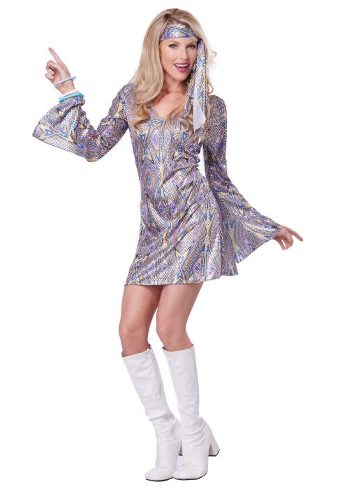 Women's Disco Sensation Dress