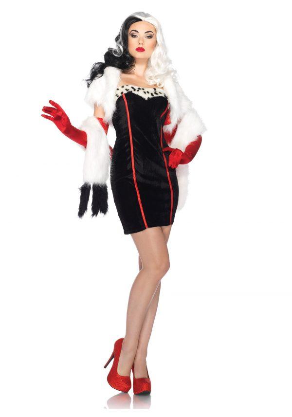 Women's Disney Cruella Costume