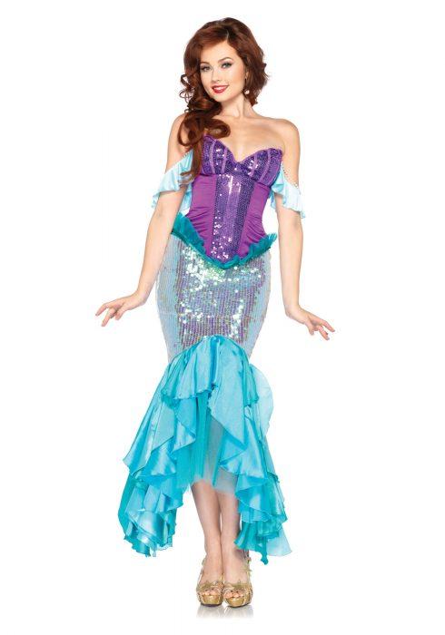 Women's Disney Deluxe Ariel Costume