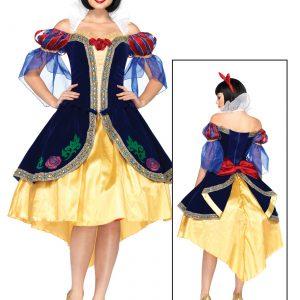 Women's Disney Deluxe Snow White Costume