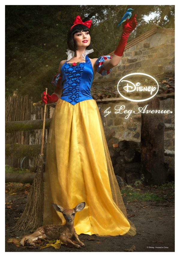 Womens Disney Princess Snow White Costume
