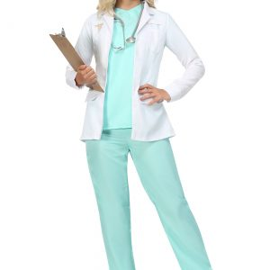 Women's Doctor Costume