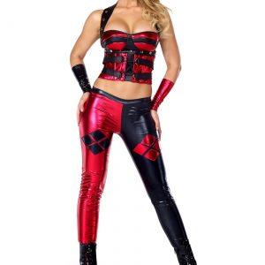 Women's Dreamy Jester Costume