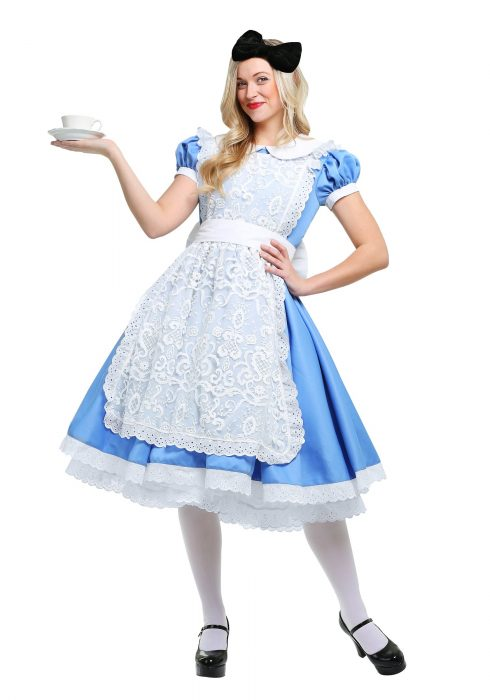 Women's Elite Alice Costume