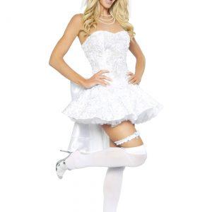 Women's Fantasy Bride Costume