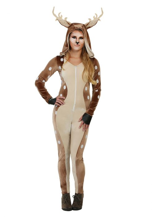 Women's Fawn Costume