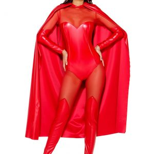 Women's Fiery Force Costume