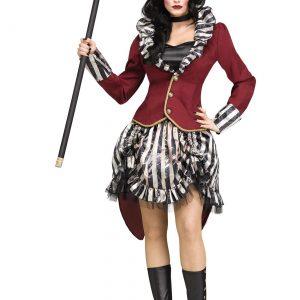 Women's Freak Show Ringmistress Costume