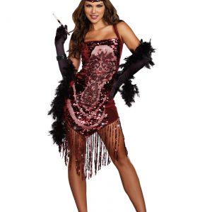 Women's Gatsby Girl Flapper Costume