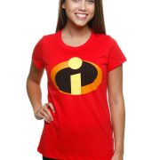 Womens Incredibles Logo T-Shirt