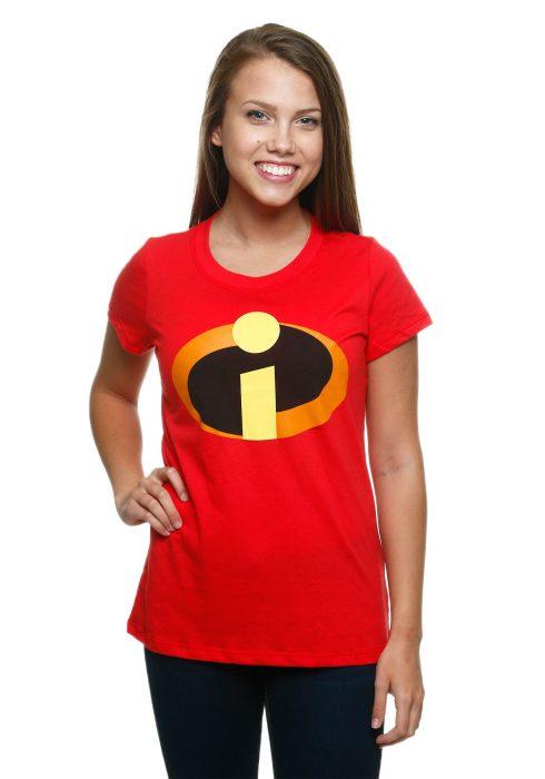 Womens Incredibles Logo T-Shirt