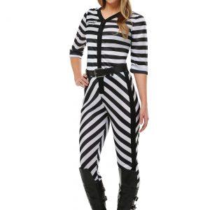 Women's Jailbird Beauty Plus Size Costume