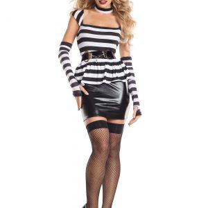 Women's Jailbird Costume