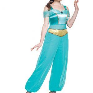Women's Jasmine Deluxe Costume