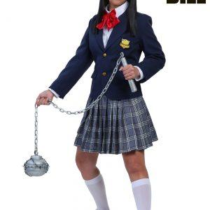 Women's Kill Bill Gogo Yubari Costume