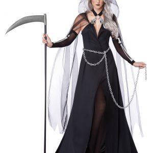 Women's Lady Reaper Costume