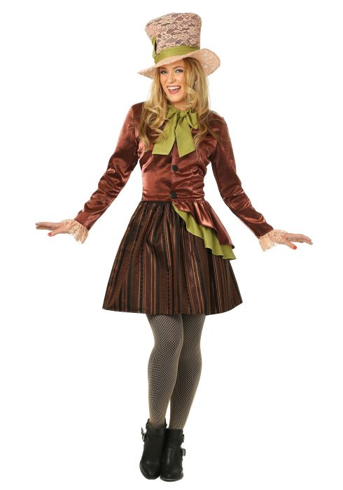 Women's Mad Haddie Costume