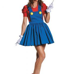 Women's Mario Skirt Costume