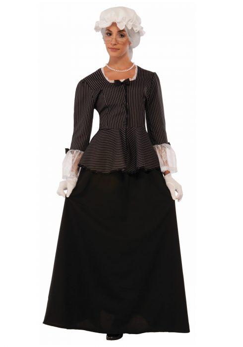 Women's Martha Washington Costume