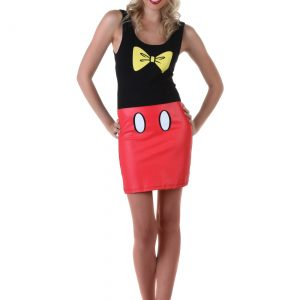 Womens Mickey Tunic Tank