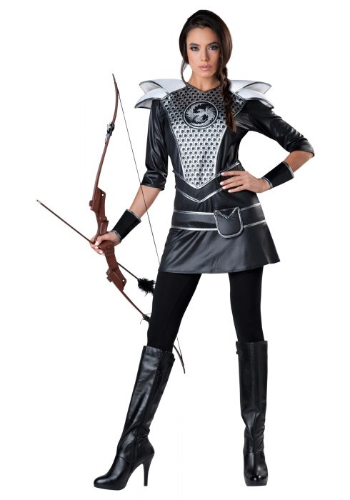 Women's Midnight Huntress Costume
