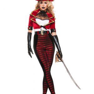 Women's Midnight Pirate Costume