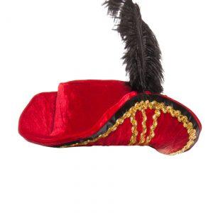 Womens Midnight Pirate Hat