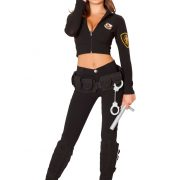 Women's Miss Law and Order Costume