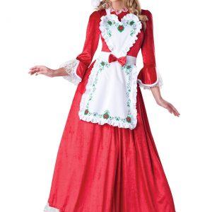 Women's Mrs. Claus Costume